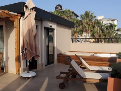 Allaadin Beach Hotel Jasmine Suite